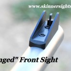 Skinner Winged Front Sight